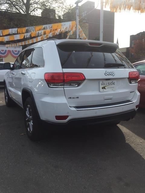 2016 Jeep Grand Cherokee Limited, available for sale in Jamaica, New York | Hillside Auto Outlet. Jamaica, New York