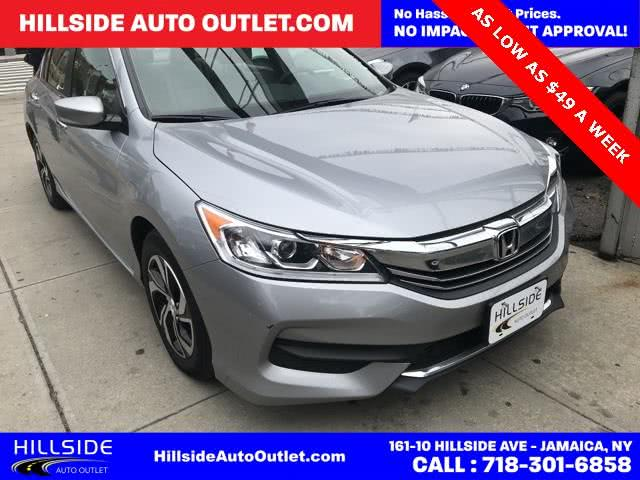 Used Honda Accord LX 2017 | Hillside Auto Outlet. Jamaica, New York