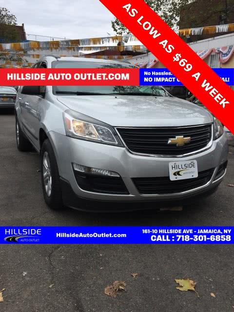 Used Chevrolet Traverse LS 2017 | Hillside Auto Outlet. Jamaica, New York