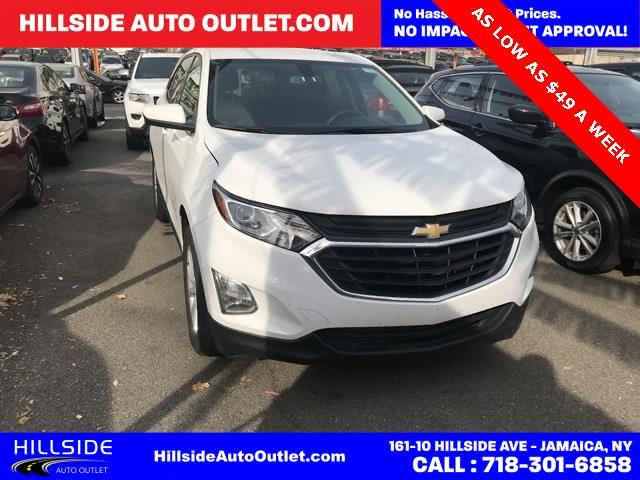 Used Chevrolet Equinox LT 2018 | Hillside Auto Outlet. Jamaica, New York