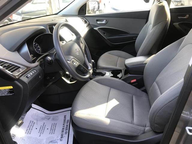 2017 Hyundai Santa Fe Sport 2.4 Base, available for sale in Jamaica, New York | Hillside Auto Outlet. Jamaica, New York