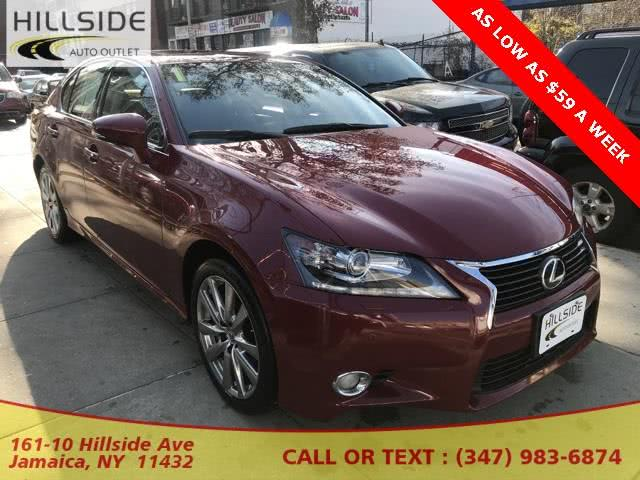 Used 2013 Lexus Gs in Jamaica, New York | Hillside Auto Outlet. Jamaica, New York