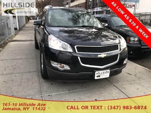Used Chevrolet Traverse LT 2012 | Hillside Auto Outlet. Jamaica, New York