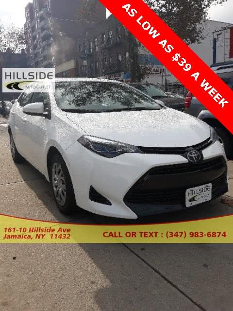 Used 2018 Toyota Corolla in Jamaica, New York | Hillside Auto Outlet. Jamaica, New York