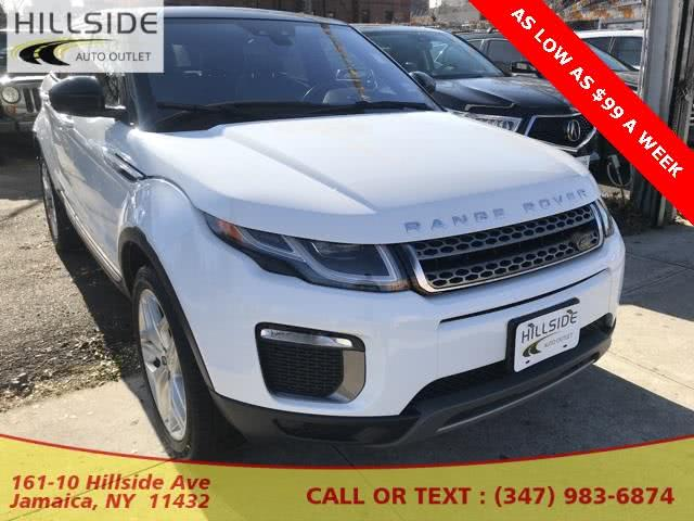 Used 2016 Land Rover Range Rover Evoque in Jamaica, New York | Hillside Auto Outlet. Jamaica, New York