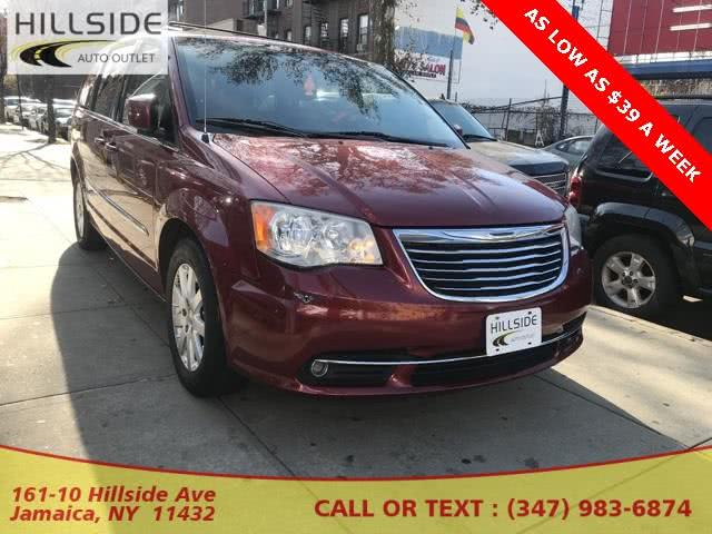 Used Chrysler Town & Country Touring 2014 | Hillside Auto Outlet. Jamaica, New York