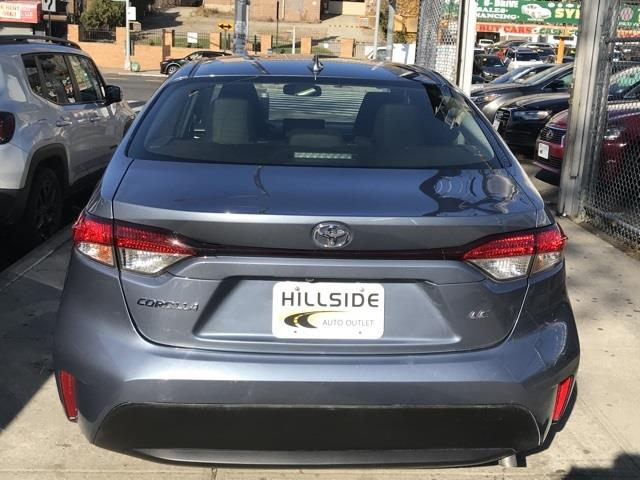 2020 Toyota Corolla LE, available for sale in Jamaica, New York | Hillside Auto Outlet. Jamaica, New York