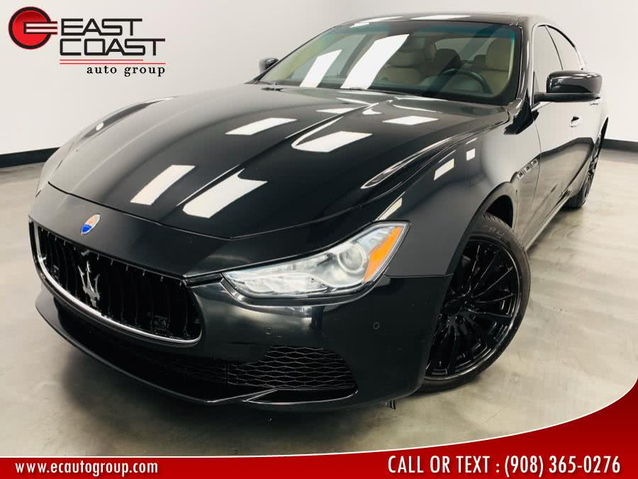 Used 2015 Maserati Ghibli in Linden, New Jersey | East Coast Auto Group. Linden, New Jersey