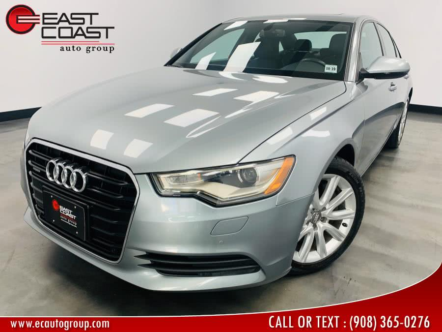 Used 2014 Audi A6 in Linden, New Jersey | East Coast Auto Group. Linden, New Jersey