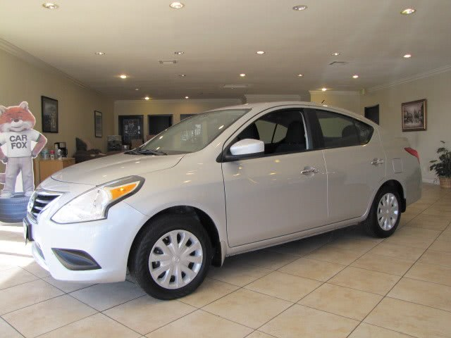 Used Nissan Versa SV 2015 | Auto Network Group Inc. Placentia, California