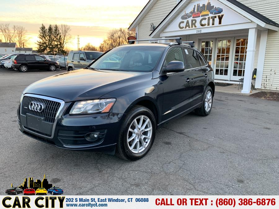 Used Audi Q5 quattro 4dr 2.0T Premium Plus 2012 | Car City LLC. East Windsor, Connecticut