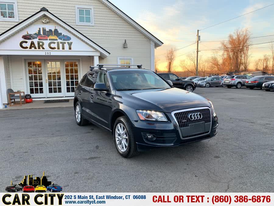 Used 2012 Audi Q5 in East Windsor, Connecticut | Car City LLC. East Windsor, Connecticut