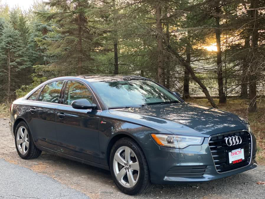 Used 2012 Audi A6 in Canton , Connecticut | Bach Motor Cars. Canton , Connecticut