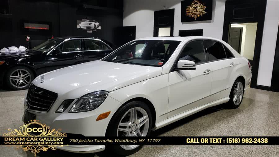Used Mercedes-Benz E-Class 4dr Sdn E350 Luxury RWD *Ltd Avail* 2013 | Dream Car Gallery. Woodbury, New York