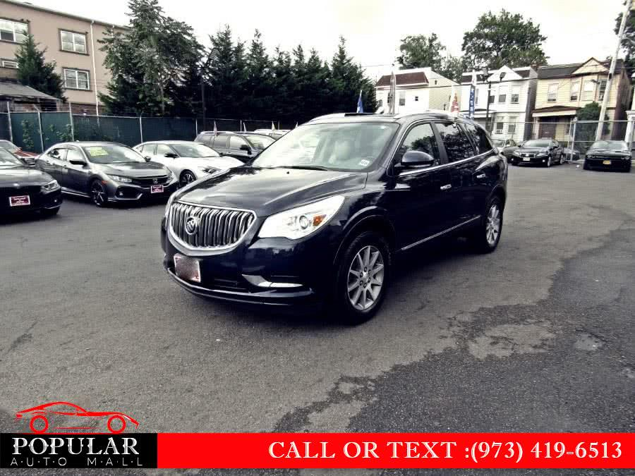 Used 2017 Buick Enclave in Newark , New Jersey | Popular Auto Mall Inc . Newark , New Jersey