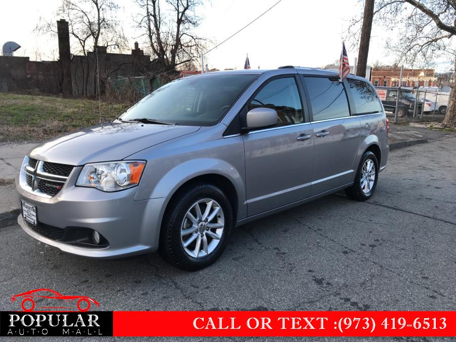 Used Dodge Grand Caravan SXT Wagon 2019 | Popular Auto Mall Inc . Newark , New Jersey