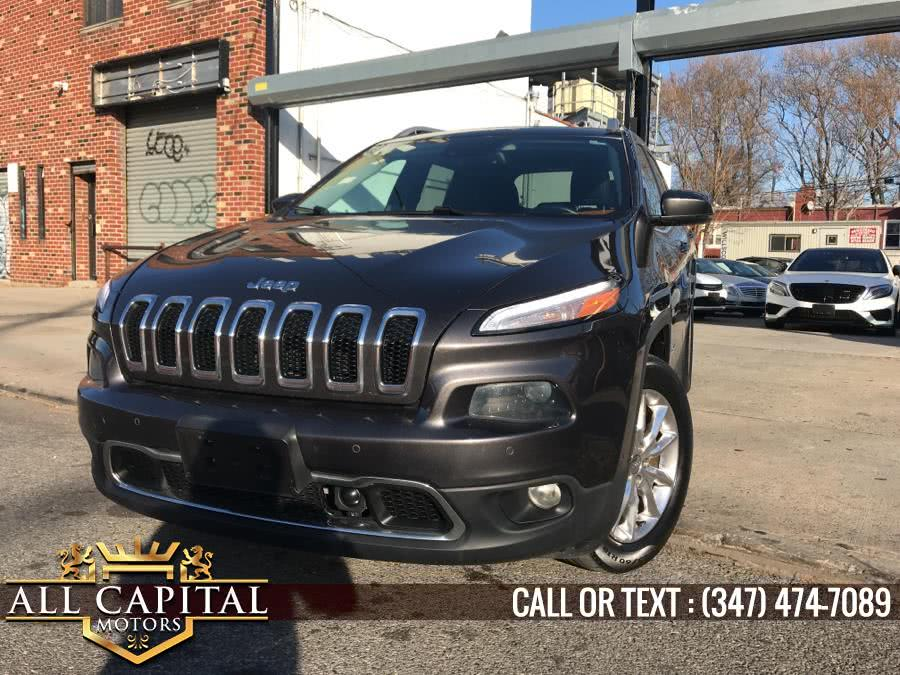 Used 2014 Jeep Cherokee in Brooklyn, New York | All Capital Motors. Brooklyn, New York