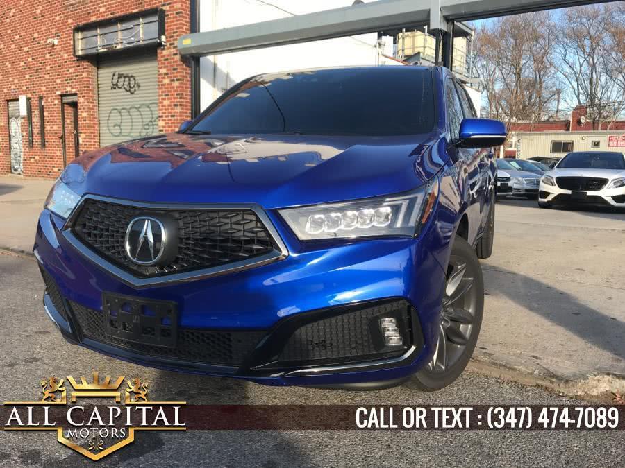 Used 2019 Acura MDX in Brooklyn, New York | All Capital Motors. Brooklyn, New York
