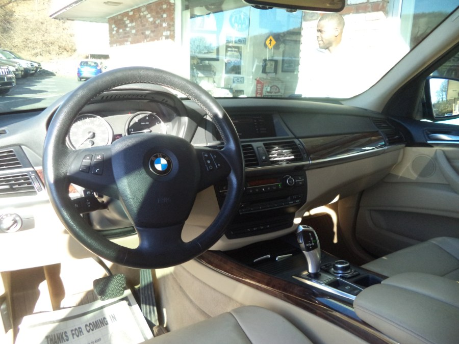 2012 BMW X5 AWD 4dr 35d, available for sale in Naugatuck, Connecticut | Riverside Motorcars, LLC. Naugatuck, Connecticut