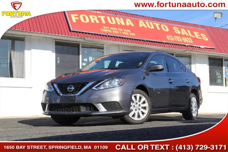 Used 2018 Nissan Sentra in Springfield, Massachusetts | Fortuna Auto Sales Inc.. Springfield, Massachusetts