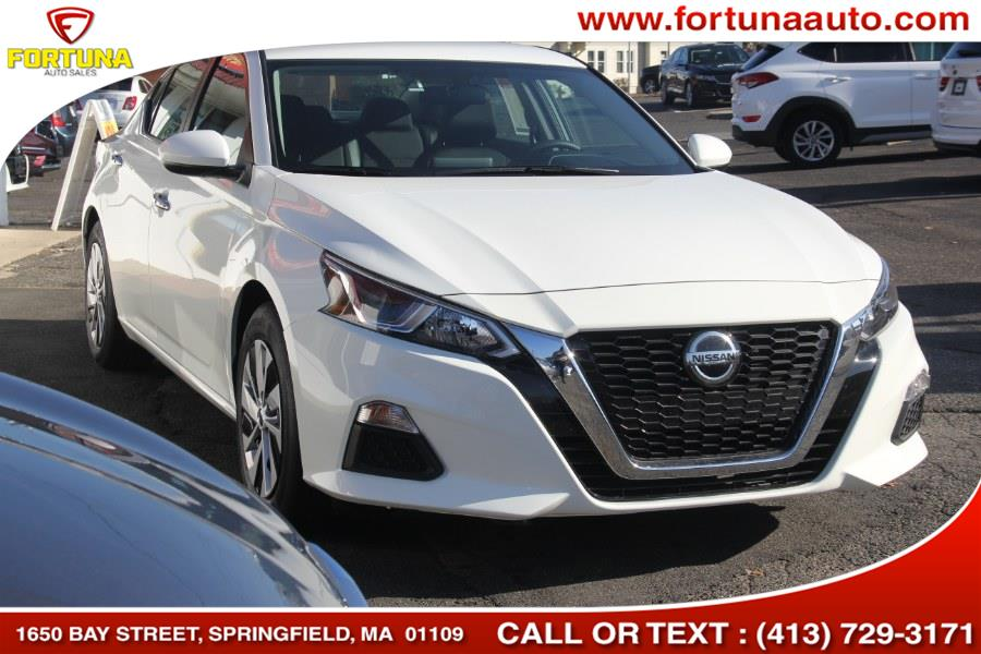 2019 Nissan Altima 2.5 S Sedan, available for sale in Springfield, Massachusetts | Fortuna Auto Sales Inc.. Springfield, Massachusetts