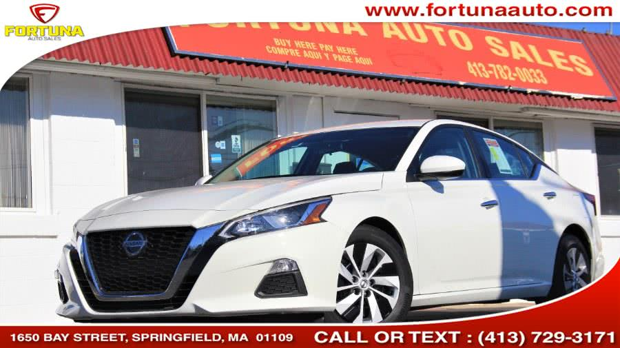 Used 2019 Nissan Altima in Springfield, Massachusetts | Fortuna Auto Sales Inc.. Springfield, Massachusetts