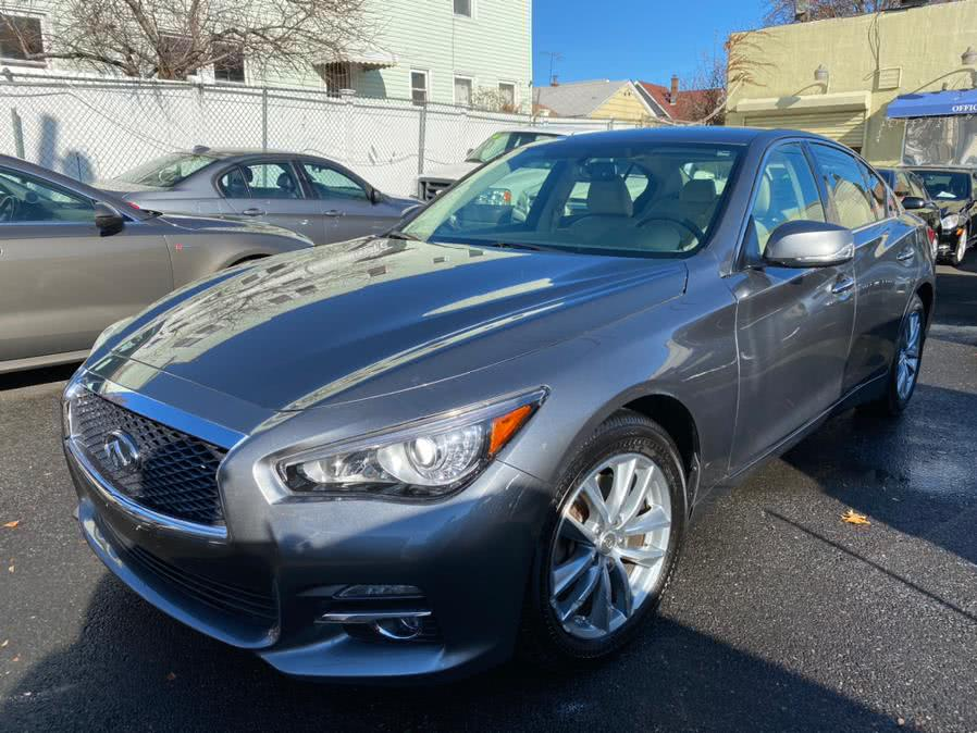 Used 2015 INFINITI Q50 in Jamaica, New York | Sunrise Autoland. Jamaica, New York