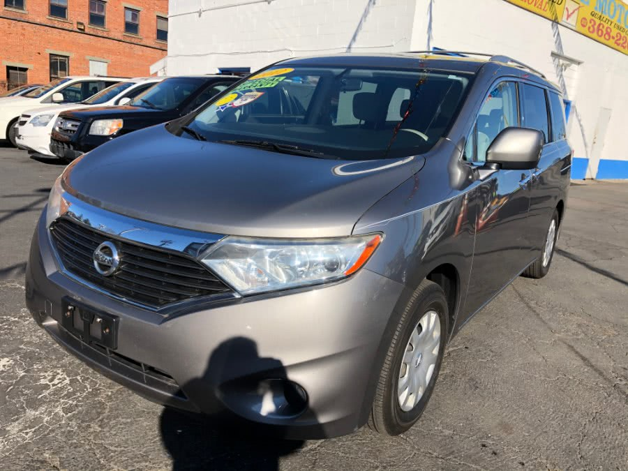 2012 Nissan Quest 3.5 S photo