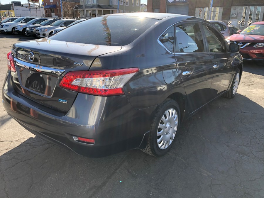 Used Nissan Sentra 4dr Sdn I4 CVT SR 2013 | Affordable Motors Inc. Bridgeport, Connecticut