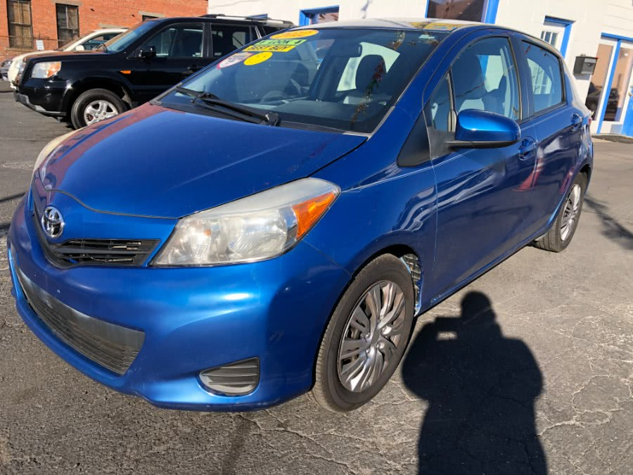 Used 2012 Toyota Yaris in Bridgeport, Connecticut | Affordable Motors Inc. Bridgeport, Connecticut
