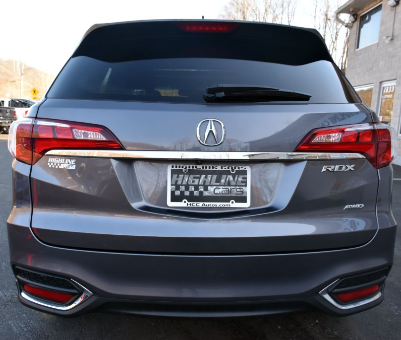 Acura RDX 2017 In Waterbury, Norwich, Middletown, New