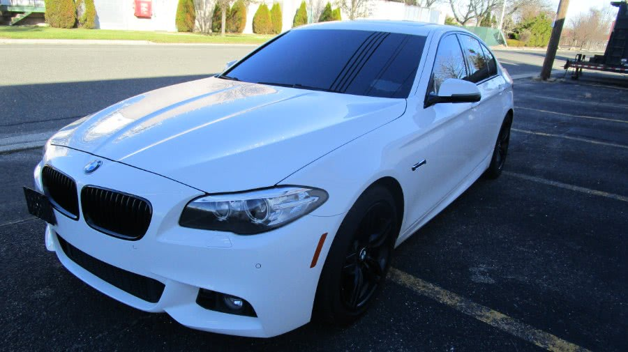 Used 2015 BMW 5 Series in Hicksville, New York | H & H Auto Sales. Hicksville, New York