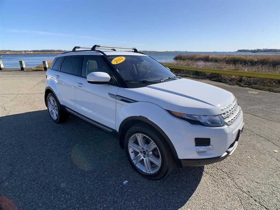 Used Land Rover Range Rover Evoque 5dr HB Pure Premium 2012 | Wiz Leasing Inc. Stratford, Connecticut
