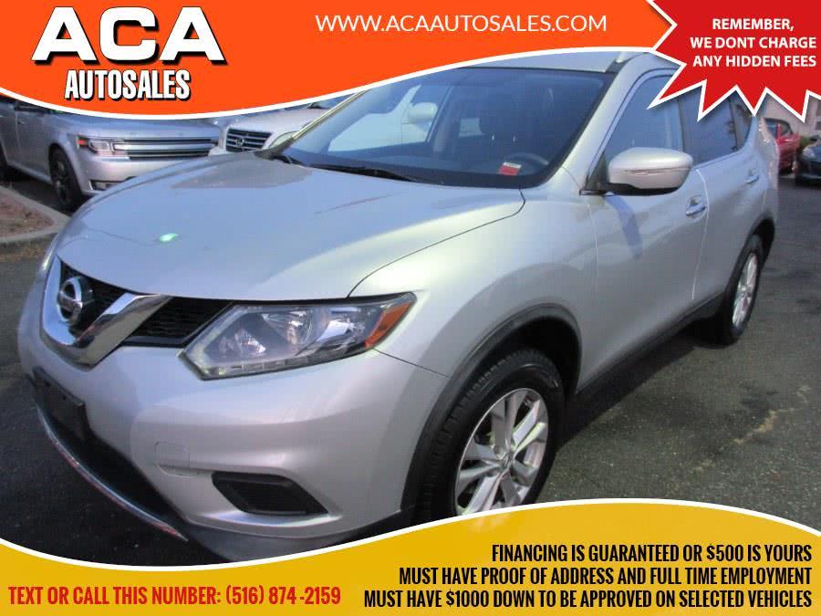 Used 2015 Nissan Rogue in Lynbrook, New York | ACA Auto Sales. Lynbrook, New York