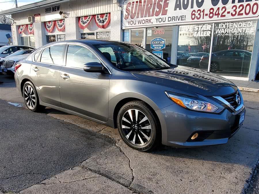 Used 2018 Nissan Altima in Amityville, New York | Sunrise Auto Outlet. Amityville, New York