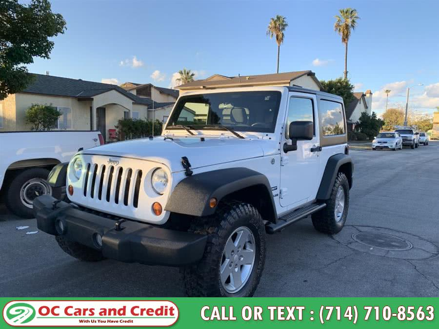 Used 2011 Jeep Wrangler in Garden Grove, California | OC Cars and Credit. Garden Grove, California