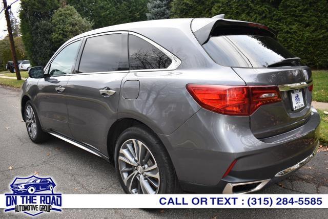 Used Acura MDX SH-AWD w/Technology Pkg 2017 | On The Road Automotive Group Inc. Bronx, New York