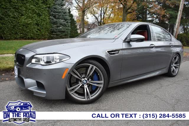 Used BMW M5 4dr Sdn 2016 | On The Road Automotive Group Inc. Bronx, New York