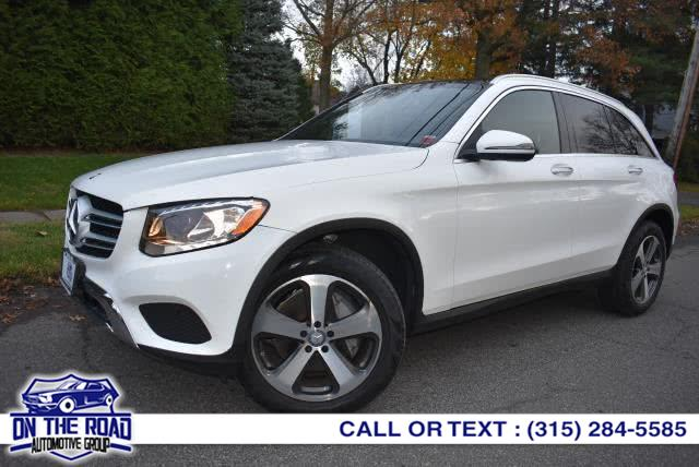 Used Mercedes-Benz GLC GLC 300 4MATIC SUV 2017 | On The Road Automotive Group Inc. Bronx, New York