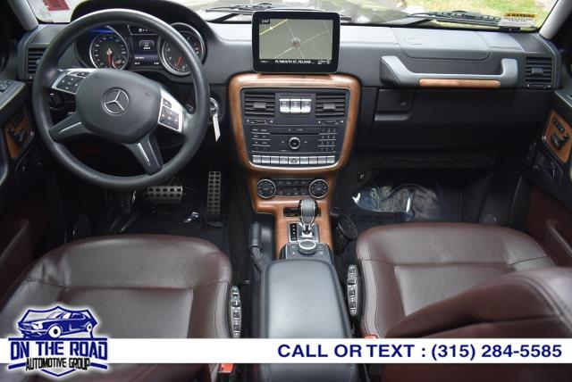 Used Mercedes-Benz G-Class G 550 4MATIC SUV 2017 | On The Road Automotive Group Inc. Bronx, New York