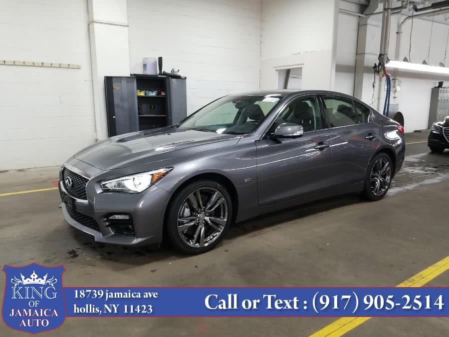 Used 2017 INFINITI Q50 in Hollis, New York | King of Jamaica Auto Inc. Hollis, New York