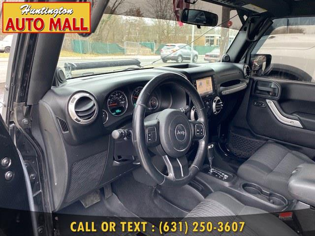2012 Jeep Wrangler Unlimited 4WD 4dr Sahara, available for sale in Huntington Station, New York | Huntington Auto Mall. Huntington Station, New York