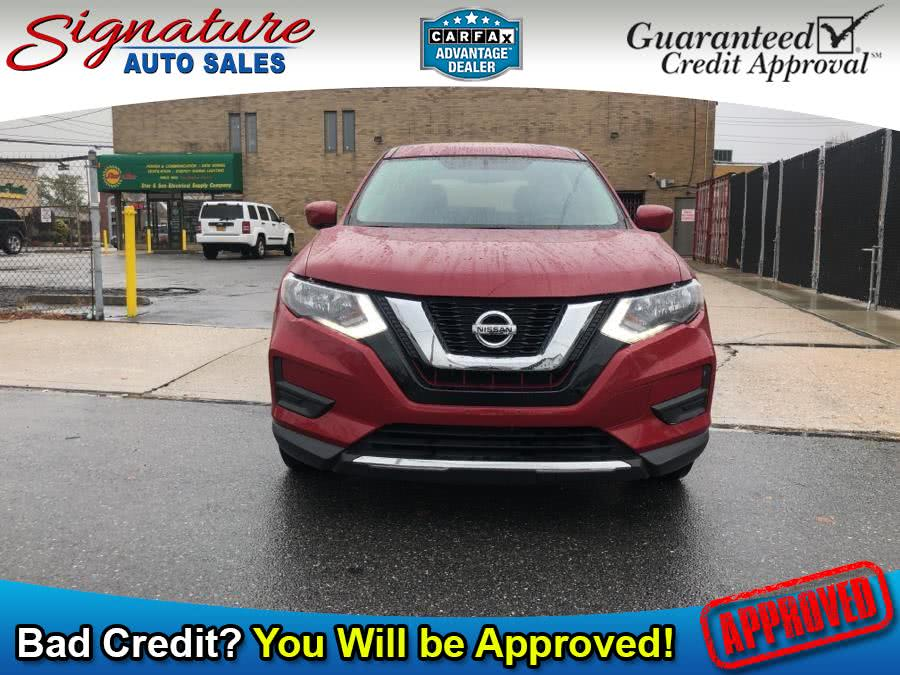 Used 2017 Nissan Rogue in Franklin Square, New York | Signature Auto Sales. Franklin Square, New York