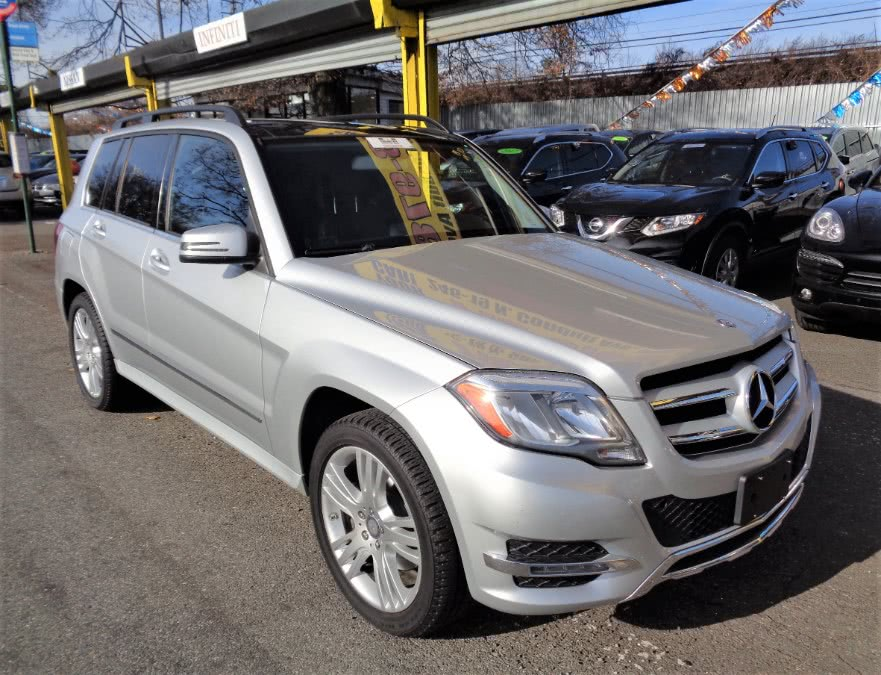 Used Mercedes-Benz GLK-Class 4MATIC 4dr GLK350 2014 | Sunrise Auto Sales. Rosedale, New York