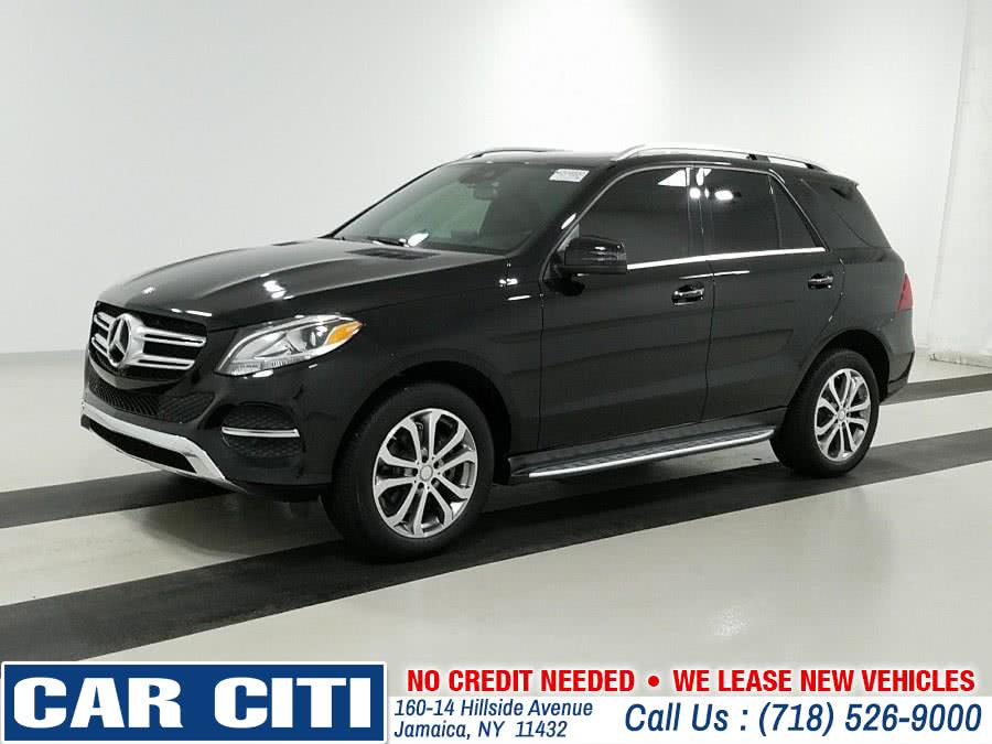 2016 Mercedes-Benz GLE RWD 4dr GLE 350, available for sale in Jamaica, New York | Car Citi. Jamaica, New York
