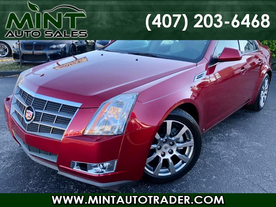 Used 2009 Cadillac CTS in Orlando, Florida | Mint Auto Sales. Orlando, Florida