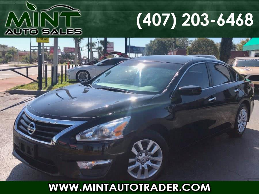 Used 2015 Nissan Altima in Orlando, Florida | Mint Auto Sales. Orlando, Florida