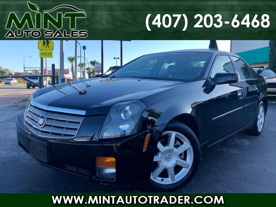 Used 2005 Cadillac CTS in Orlando, Florida | Mint Auto Sales. Orlando, Florida