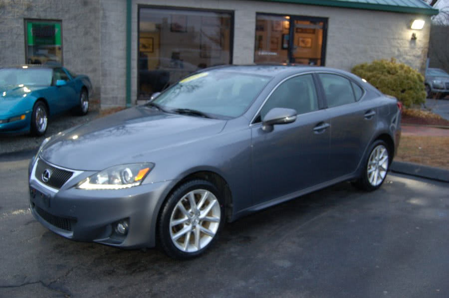 Used Lexus IS 250 4dr Sport Sdn Auto AWD 2013 | M&N`s Autohouse. Old Saybrook, Connecticut