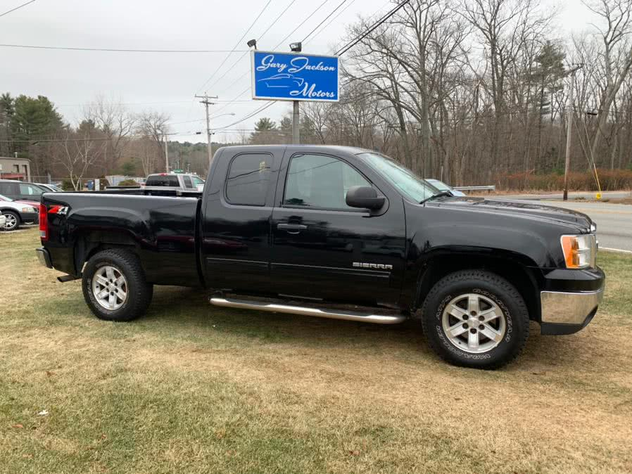 Used 2009 GMC Sierra 1500 in Charlton, Massachusetts | Gary Jackson Motors. Charlton, Massachusetts